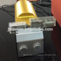 ultrasonic metal welding machinery to wire welder