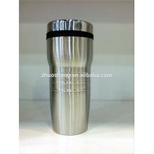 aço inoxidável de granel viajar caneca, caneca personalizada, caneca de café de Natal
