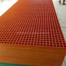 Tablas de rejilla de barra de fibra de vidrio Tablas de carga