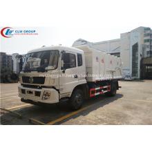 Camion de livraison des ordures tout neuf Dongfeng 12cbm