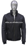 ALIKE PU leather jacket man's spring jacket