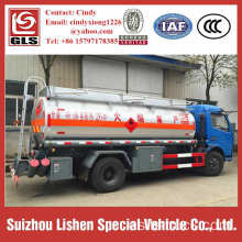 Dongfeng camión dispensador de combustible 8000L