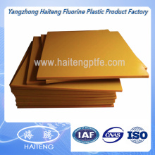 80-95 Shore A Polyuréthane Rubber Sheet