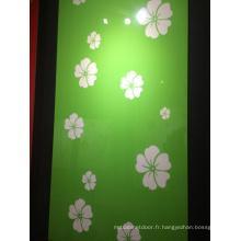 Feuille acrylique à chaud avec laminage de panneaux MDF (4'x8 ')