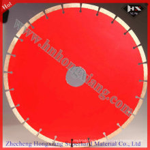 400mm Segmented Diamond Cutting Blade for Asphalt and Road