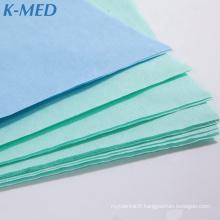 produits médicaux serviette en papier airlaid papier crépon