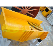 Electromagnetic Vibrating Feeder for Sale / Mining Machine