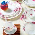 Heat Resistant Opal Glassware-3PCS Salad Bowl Set