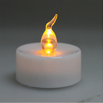 Murah realistis tealight candle light LED