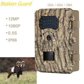 "2.4 ""warna Preview Screen Trail Game Camera"