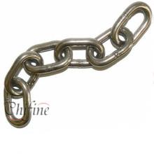 Cadena de enlace de acero inoxidable estándar australiano