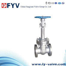 Manual Cast Steel Cryogenic Wedge Gate Valve
