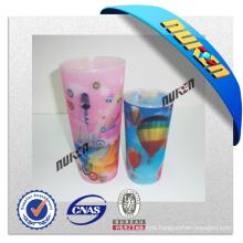 Customize Design High Quality 3D Plastic Mug Cup