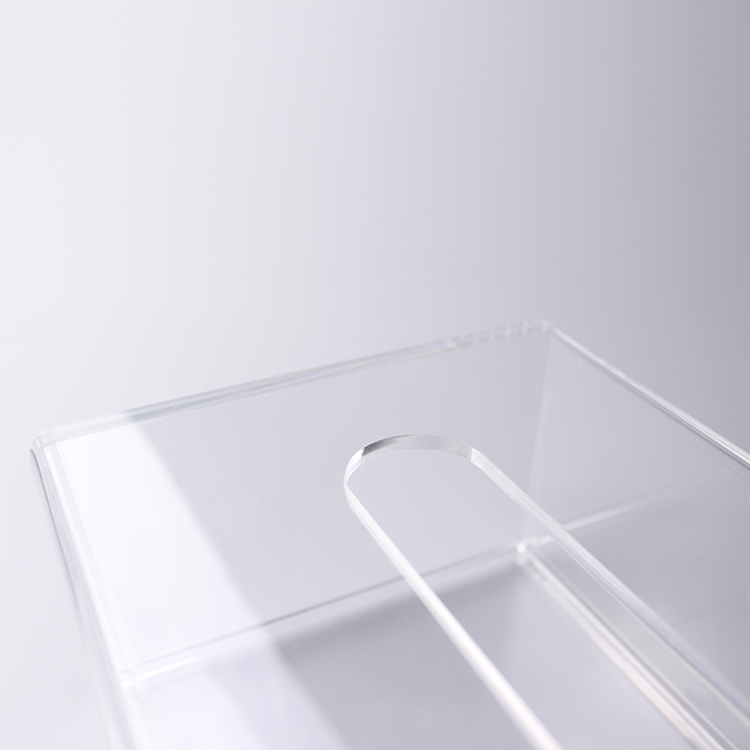 Acrylic Desk Storage