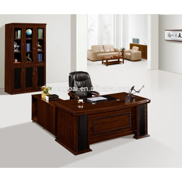 1.6 1.8 2.0 2.2m dignity walnut writing office table boss desk