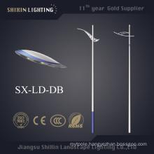 High Strength Galvapole Street Light Pole 3mm (SX-LD-dB)
