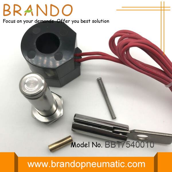mp-c-011 solenoid coil with armature