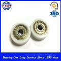 POM Plastic Coated Ball Bearing Used on Shower Door Roller Wheel