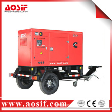 High performance 500kw diesel engine generator soundproof diesel generator