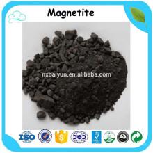 Sable de magnétite de matières premières chimiques de haute qualité
