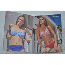 Rich Colorly Advertisement Brochure for Bikini Suit