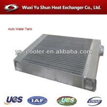 Refrigeración por agua del intercambiador de calor