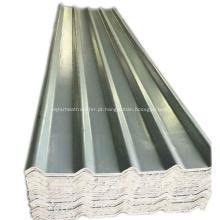 Telha de isolamento de óxido de magnésio
