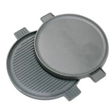Preseasoned Cast Iron Griddle