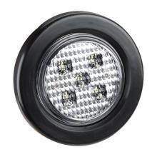 DOT Round LED Truck Front Outline Marker Lamps