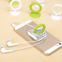 Cute Ring Multifunctional Silicone Cell Phone Holder for Promotional Giveaways