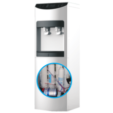 No Noise Reverse Osmosis Water Dispenser