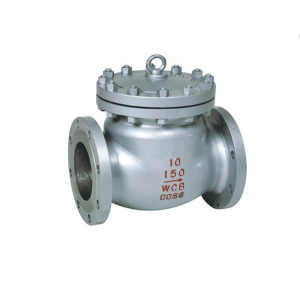 Bolted Bonnet WCB Check Valve