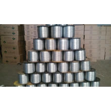 Electro & Hot Dipped Galvanized Iron Wire Factory (W-SPOOL))