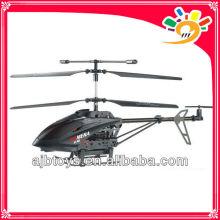 Hélicoptère pro métal avec caméra télécommande à 3 canaux avec gyroscope