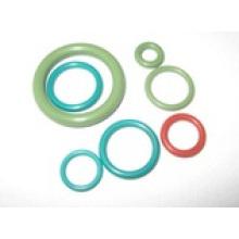 Hitzebeständige Verschleißfeste Gummidichtung Ring / Gummi Teile / Öldichtung