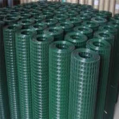 China-PVC beschichtete geschweißte Draht-Ineinander greifen-Hersteller