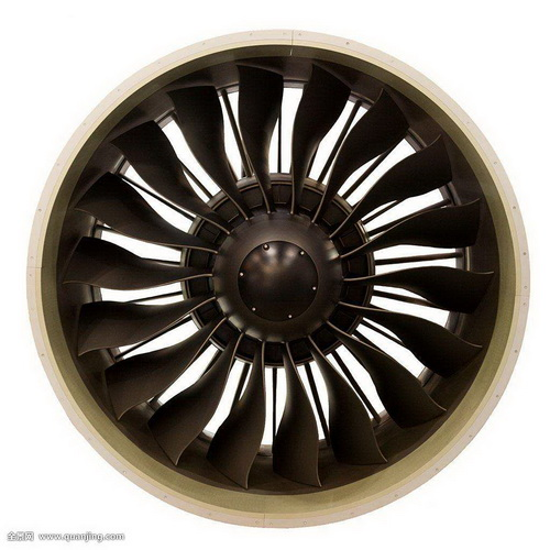 Geared Turbine Wheel