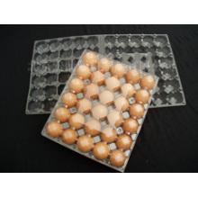 30-Compartimento Bandeja de ovo de plástico Fabricante