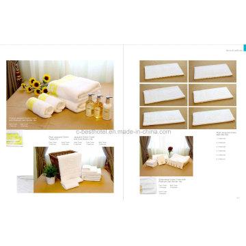 100% хлопок гостиничное полотенце высокого качества
