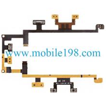 para iPad 3 encendido / apagado Reemplazo de cable flex Flex