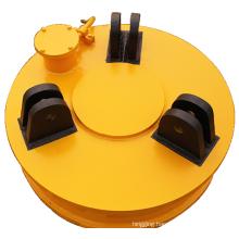 Bar Pipe Handling lifting magnet for scrap electromagnet lifter for bridge crane