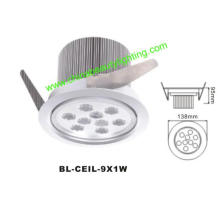 9W LED Light LED Downlight LED Ceiling Light