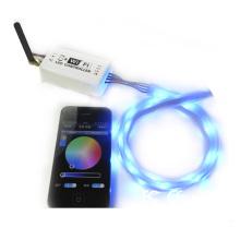 LED Controller (RGB/WiFi/DMX/RF/IR/SD Card/Touch/WiFi)
