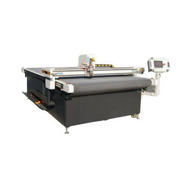 leather pvc foam gasket cutting machine