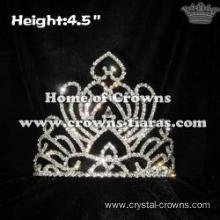 Wholesale All Crystal Pageant Rhinestone Crowns
