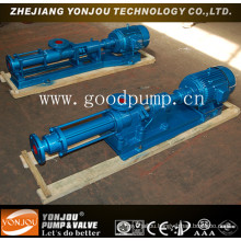 Food Grade Rotary Single Screw Pump, Molasses Pump, Juice Pump(G)