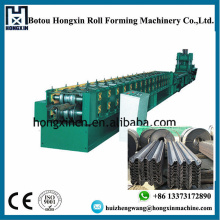 3 Waves Highway Guardrail Roll Forming Machine/.Production Line/Manufacturing Equipment