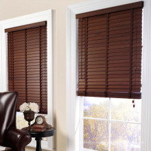50mm Fauxwood Venetian Blinds,Enviromental