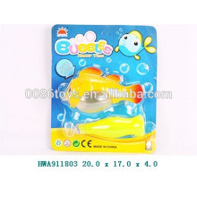 Brinquedos engraçados da bolha do plástico dos peixes
