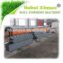 Folhas de metal automáticas completas da máquina que espumam a maquinaria anterior do rolo do obturador